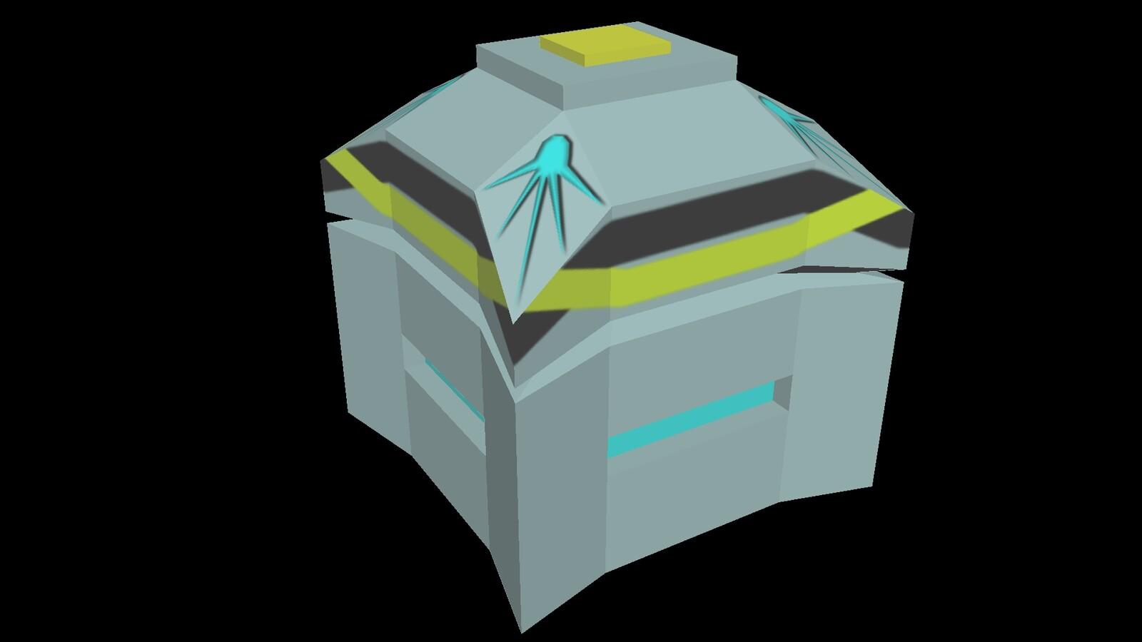 Par'N Reinforced Utility Box