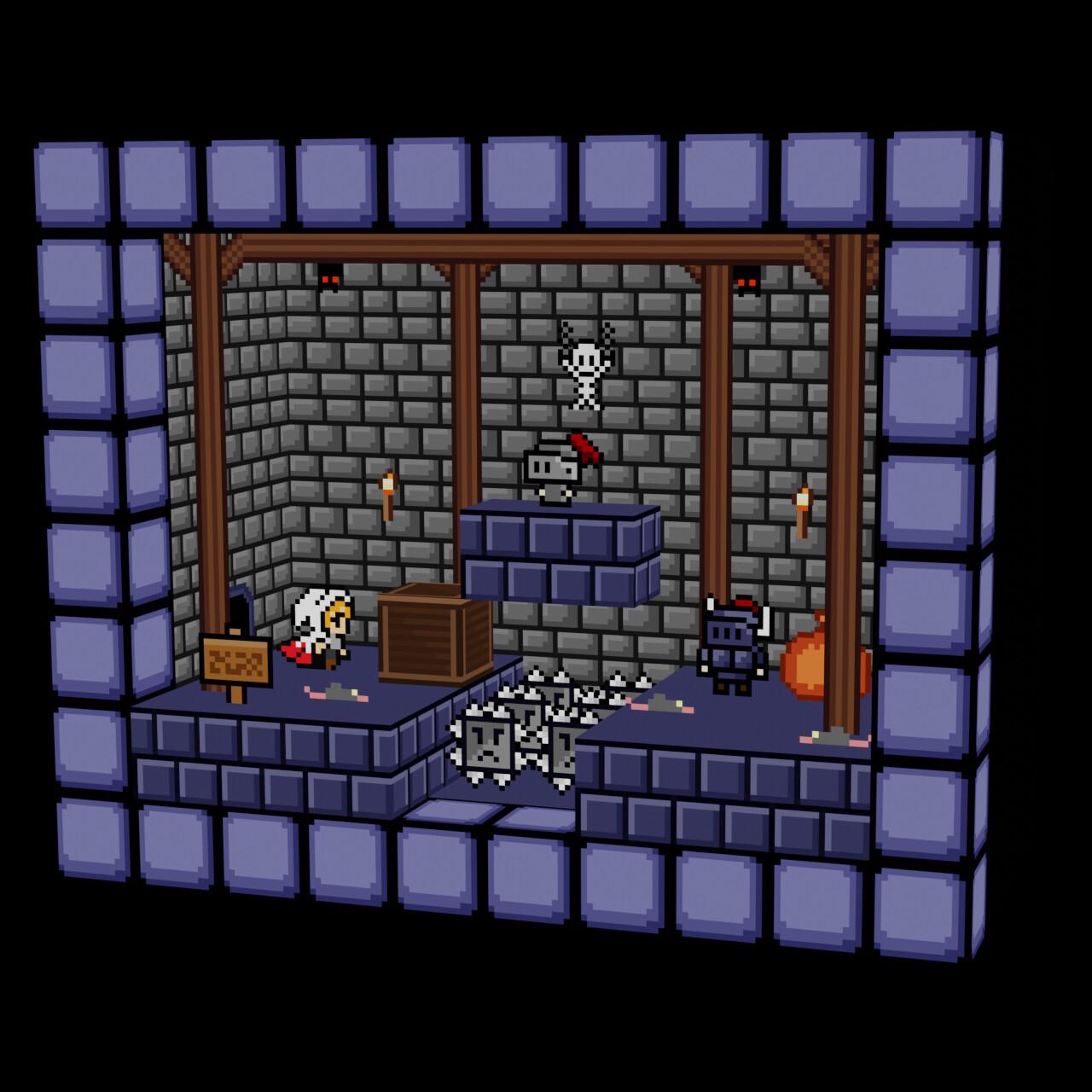 Magick - Chapter 1 (Diorama 3D)