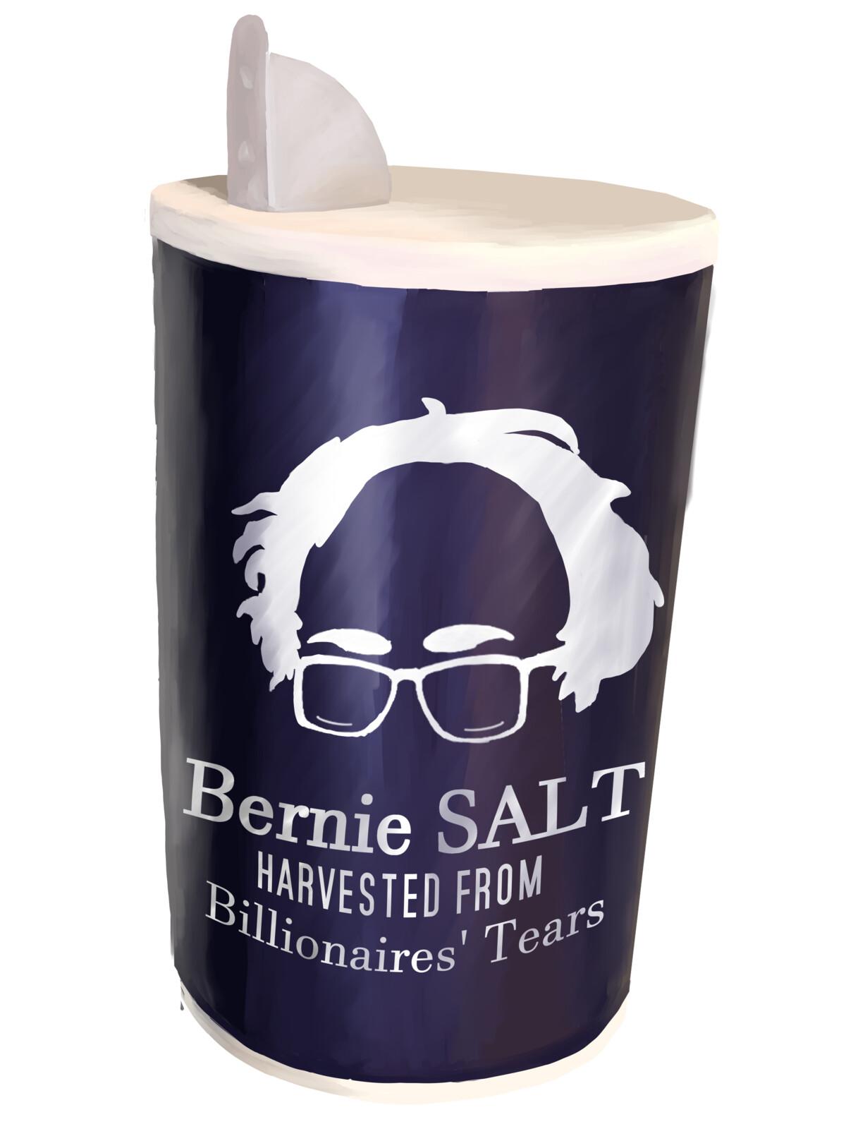 Bernie Salt
