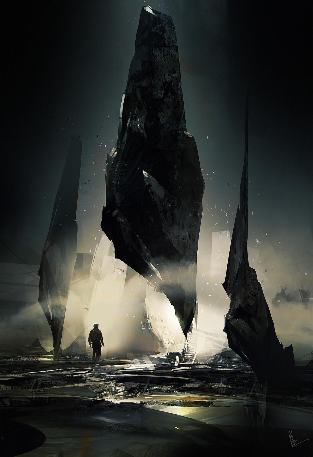The Strange Rock