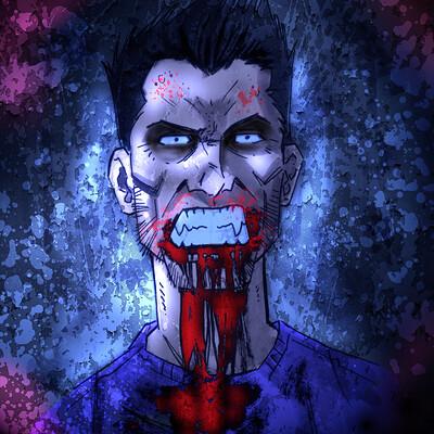 Paulo possoline jr zombie