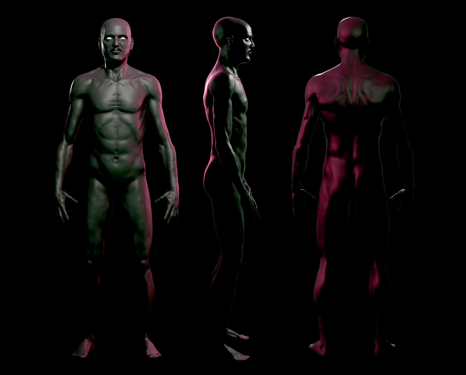 Claudio cirino full body