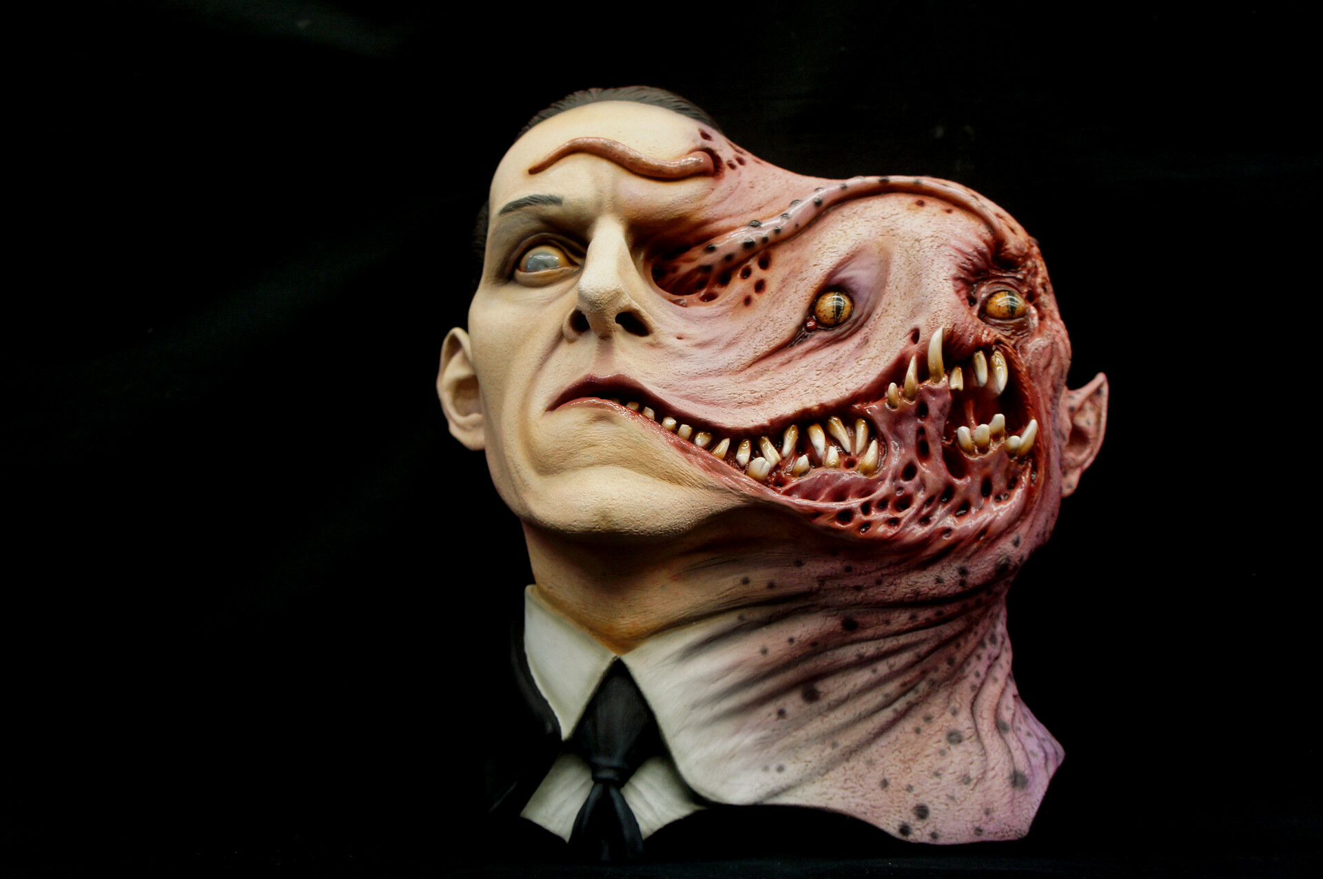 H.P. Lovecraft Tormented Renewal Life-Size Wall Hanger