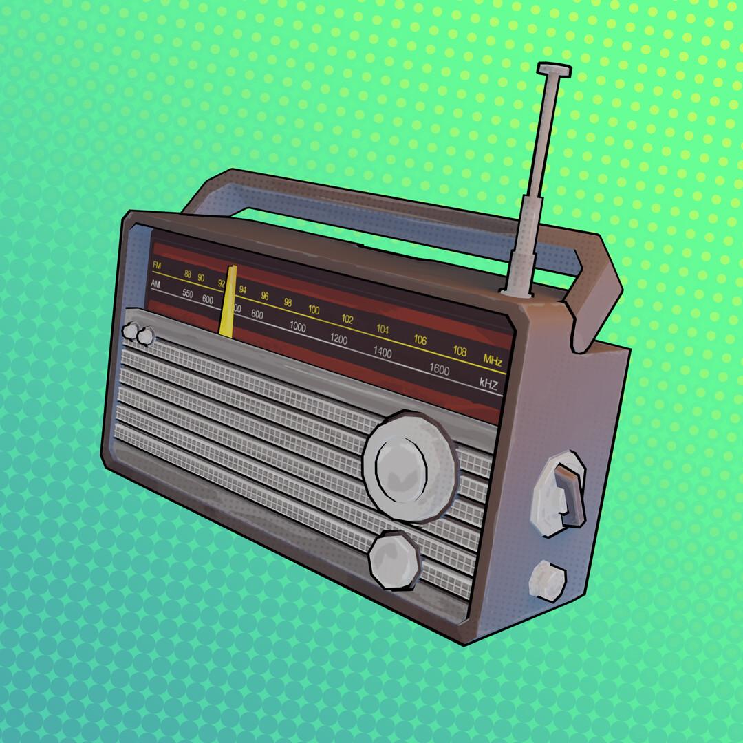 Tidal flask studios wip radio 01