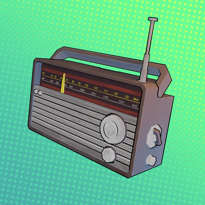Retro Radio - Work In Progress