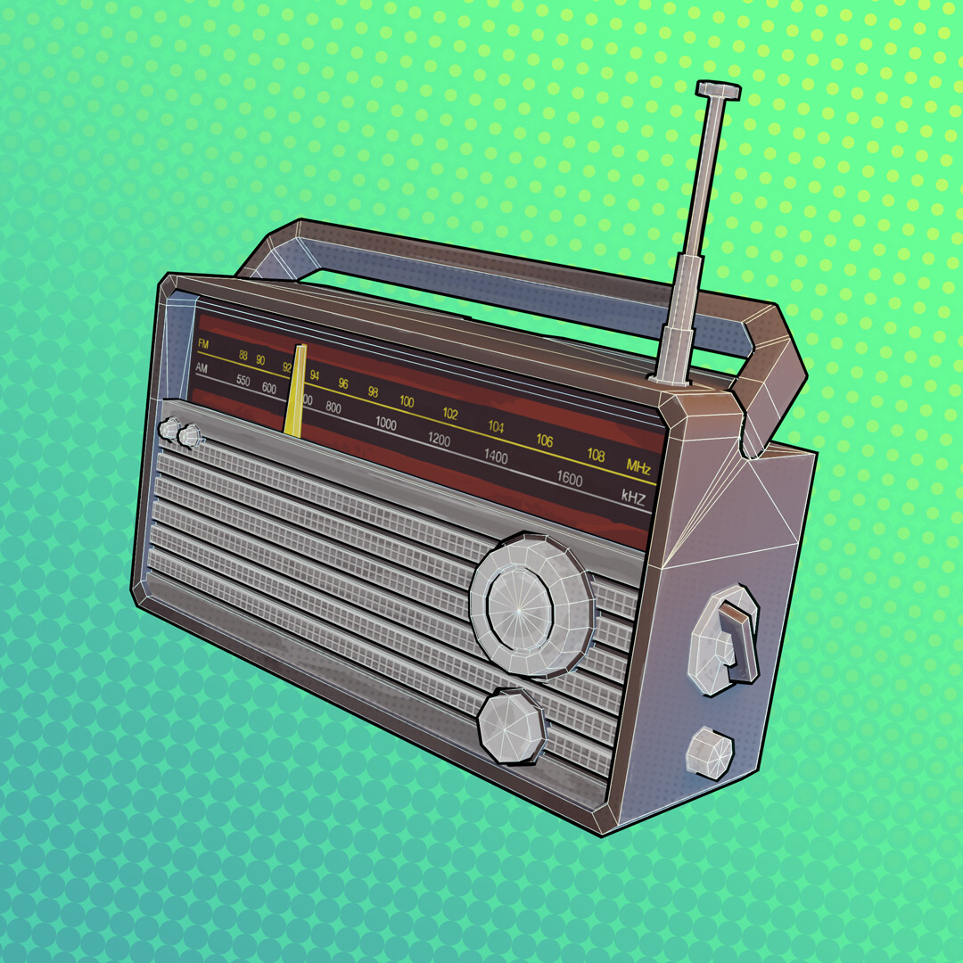 Tidal flask studios wip radio 05