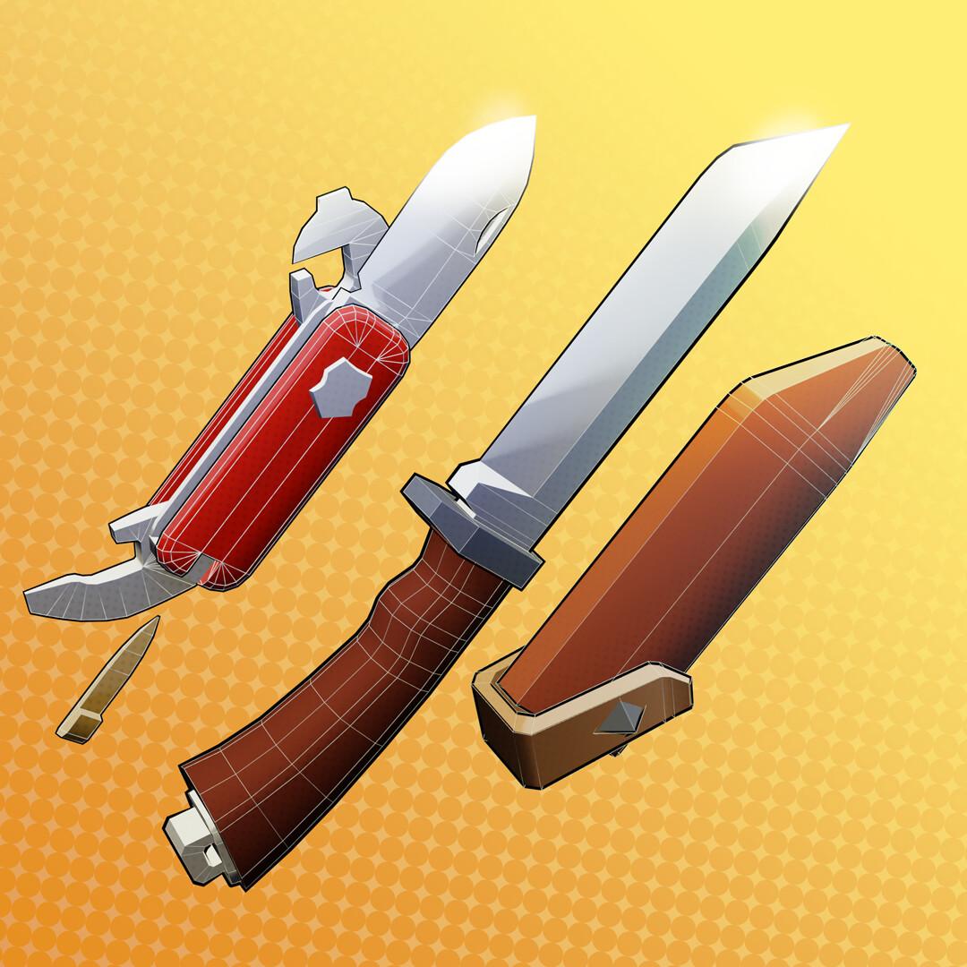 Tidal flask studios wip knifes 04