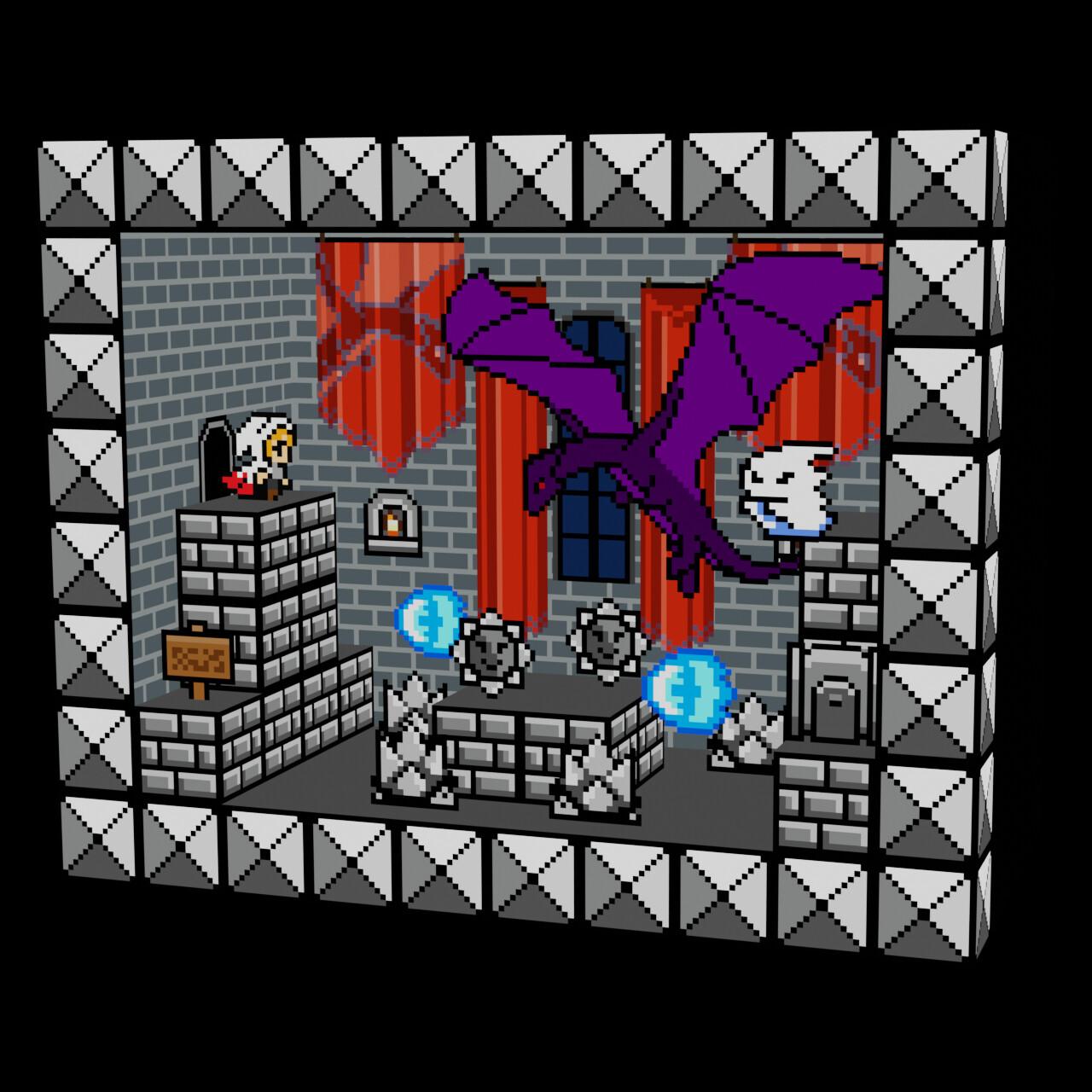 Magick - Chapter 5 (Diorama 3D)