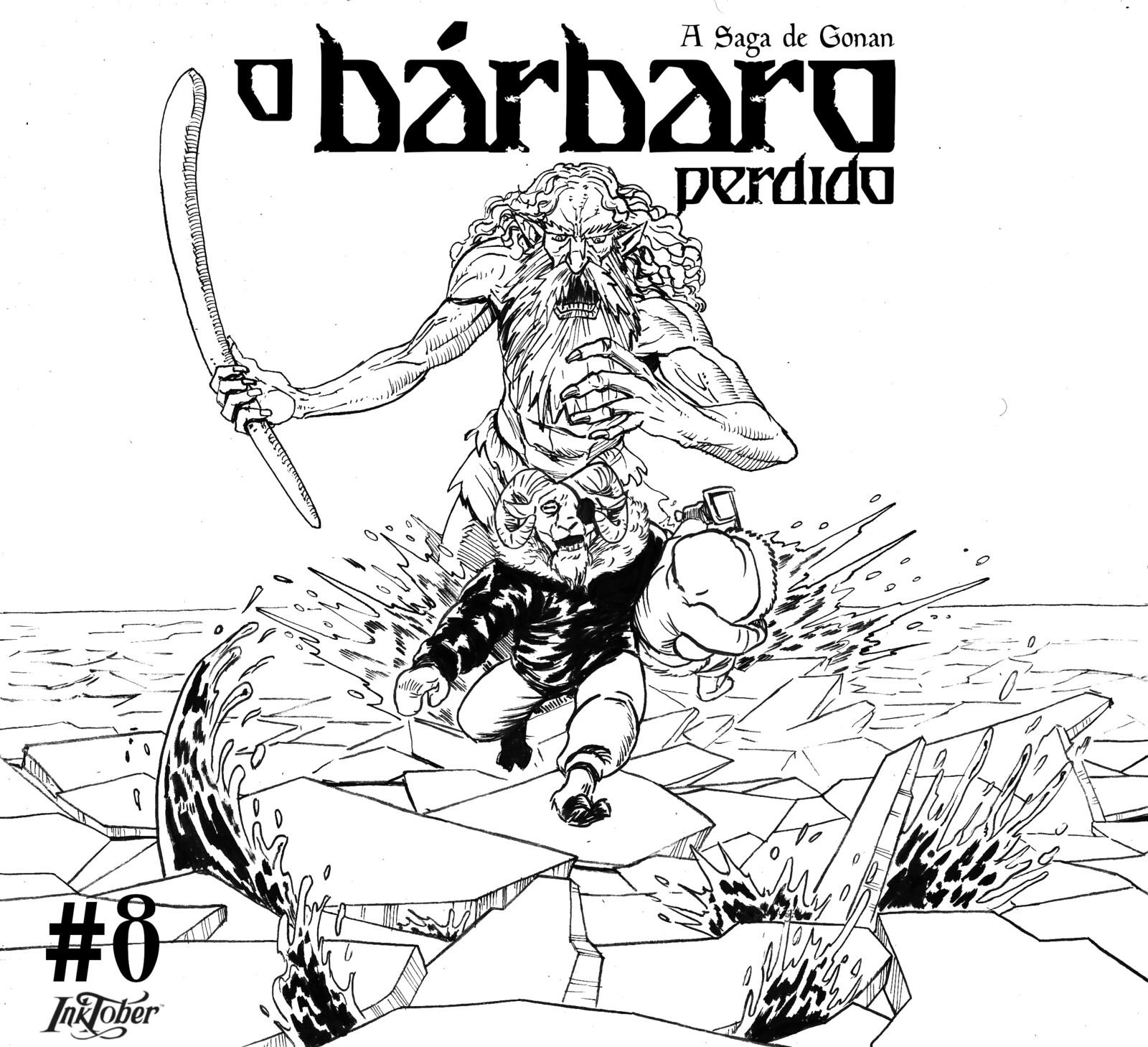 08- The Lost Barbarian