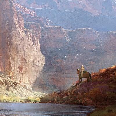 Taha yeasin day60 the canyon