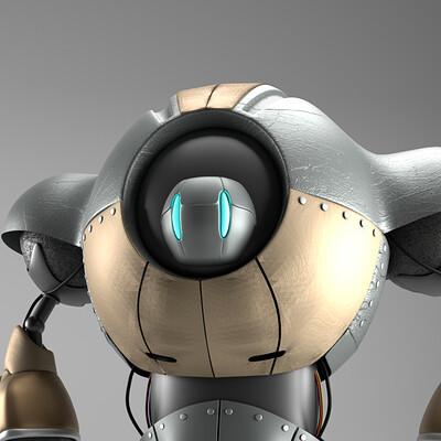 Claz room college cr23b tham yi xiang robot finalize 1