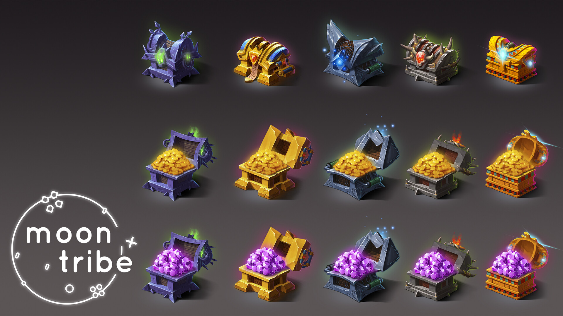All Chests Screenshot