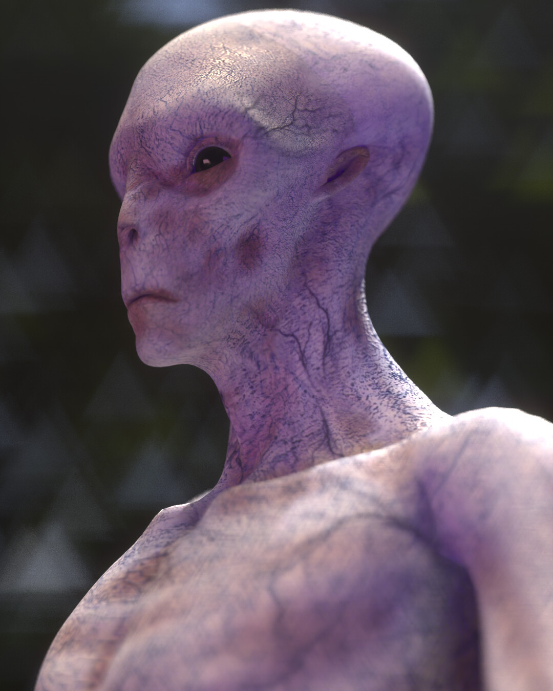 Kris hyde alien skin shader beauty2