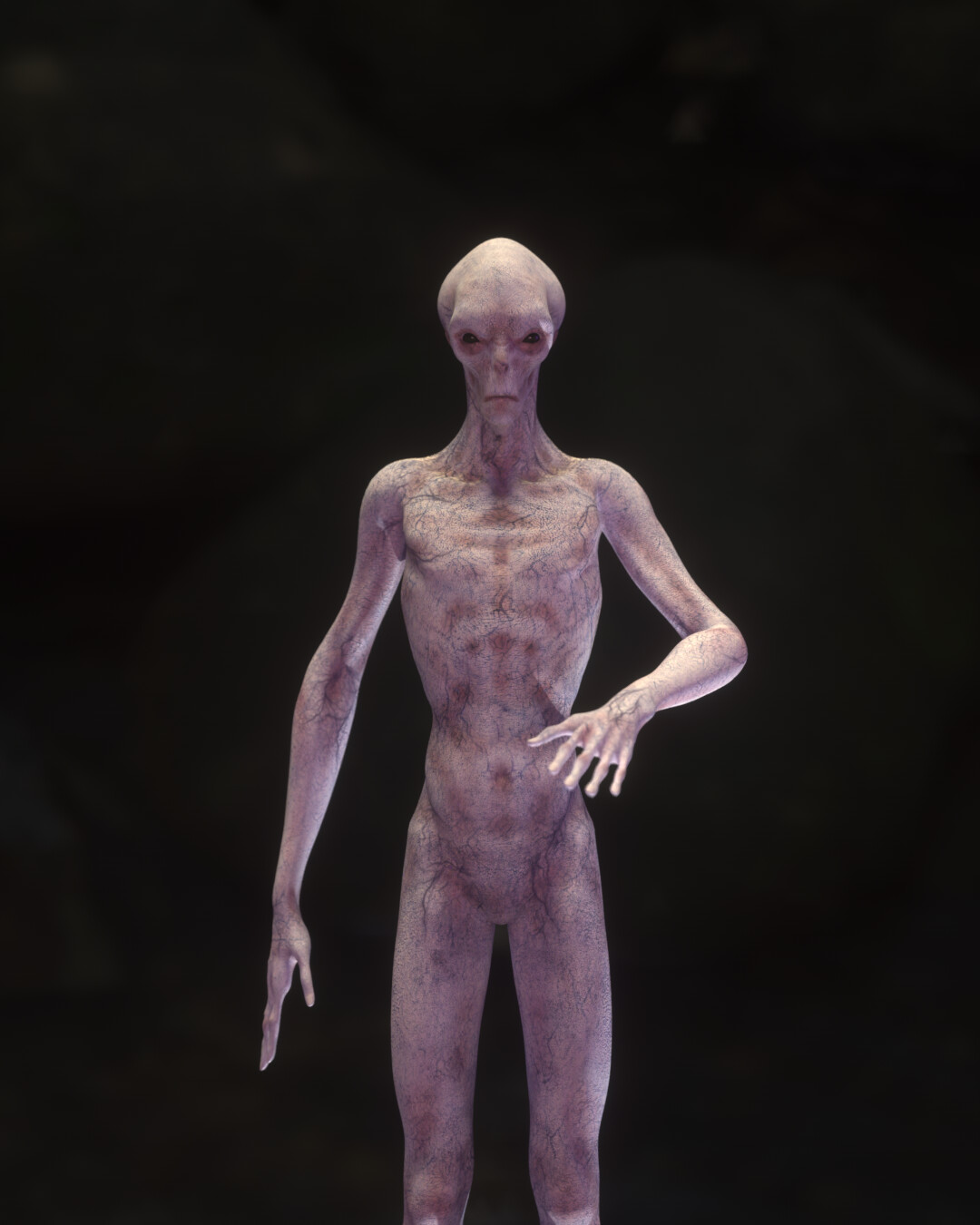 Kris hyde alien skin shader beauty5