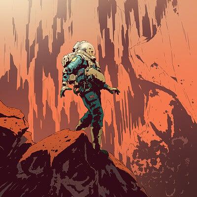James daly spacewalk clr sm