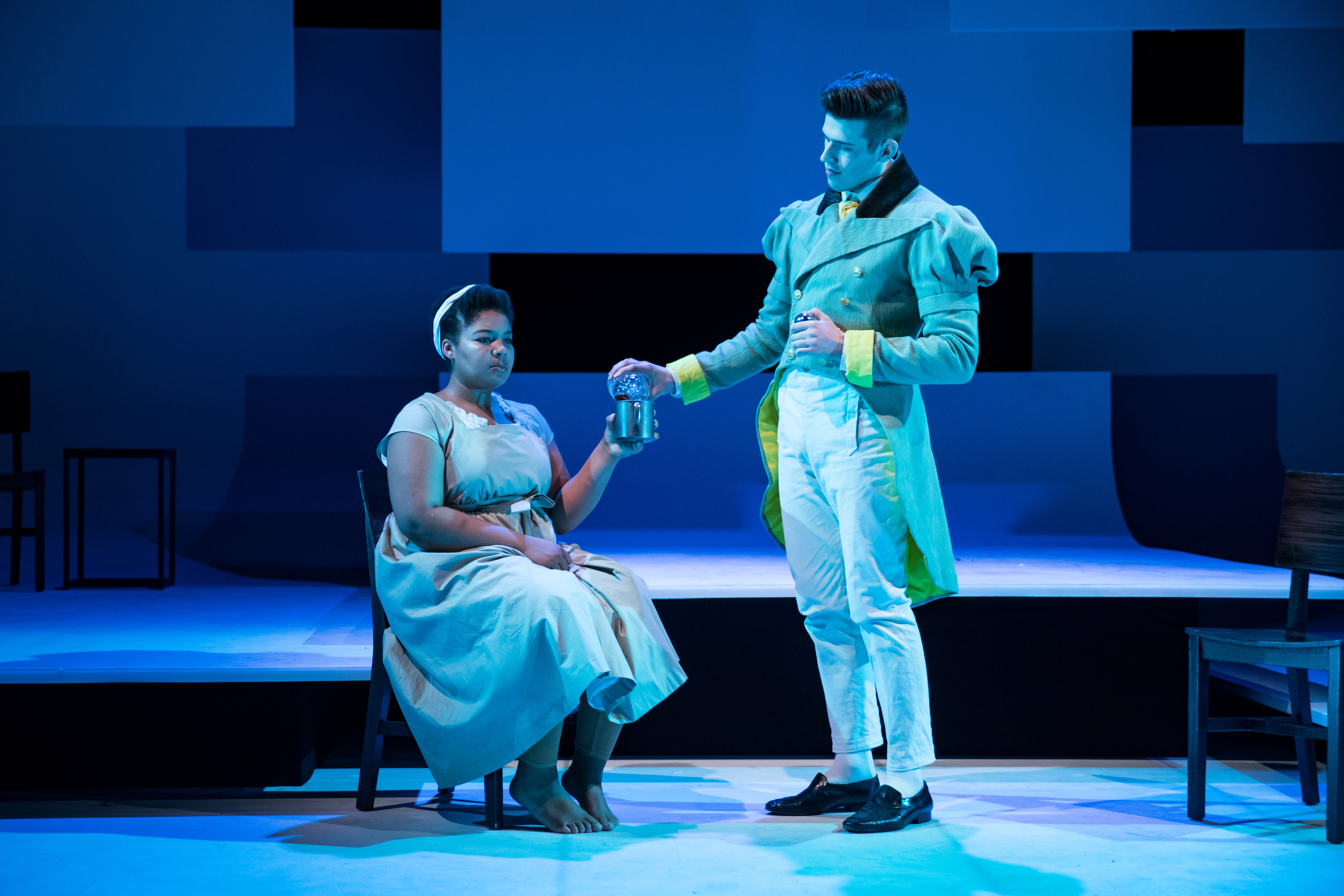 Georges Cuvier: production photo