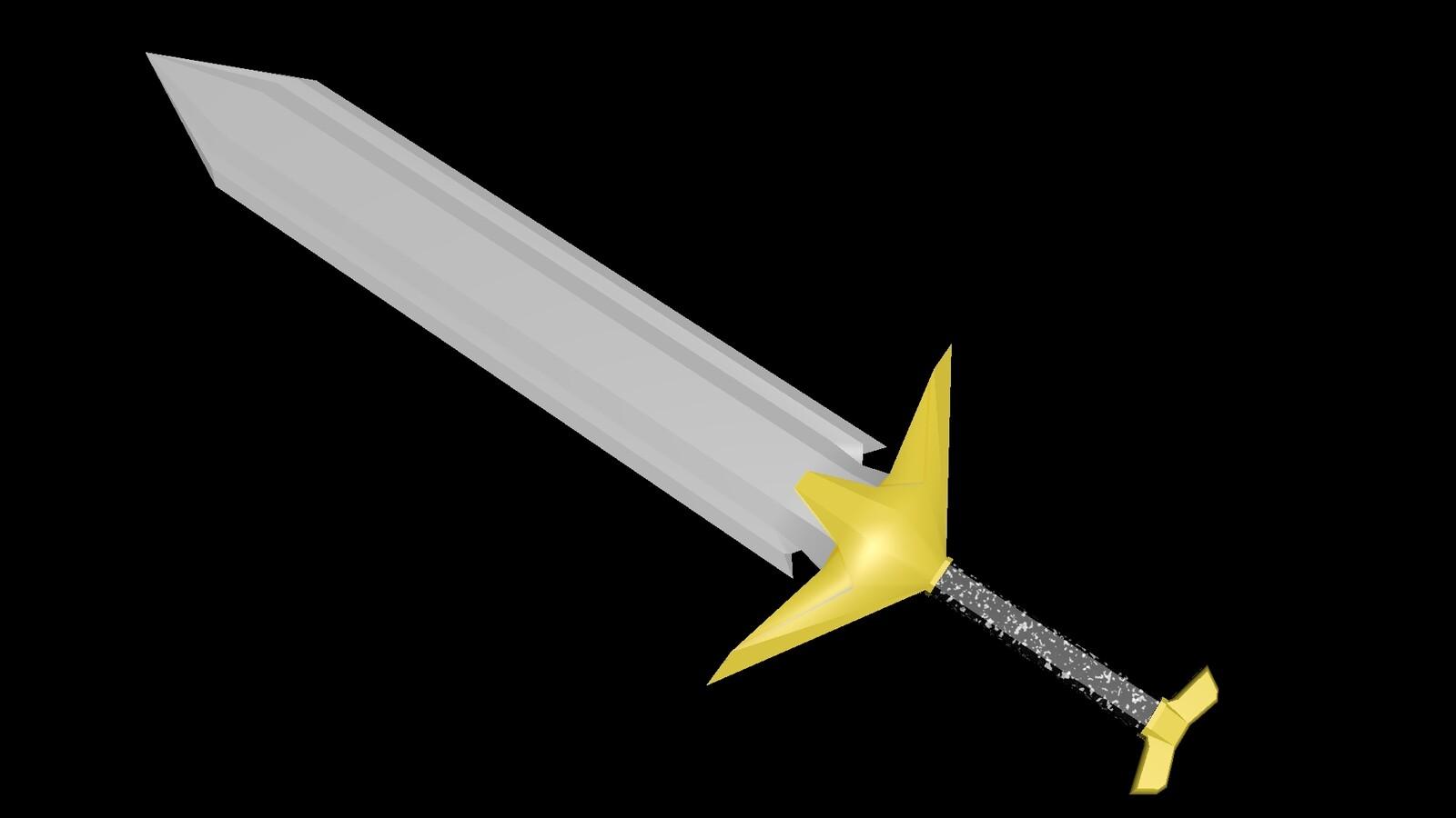 Yenen's Kumojahitii Blade
