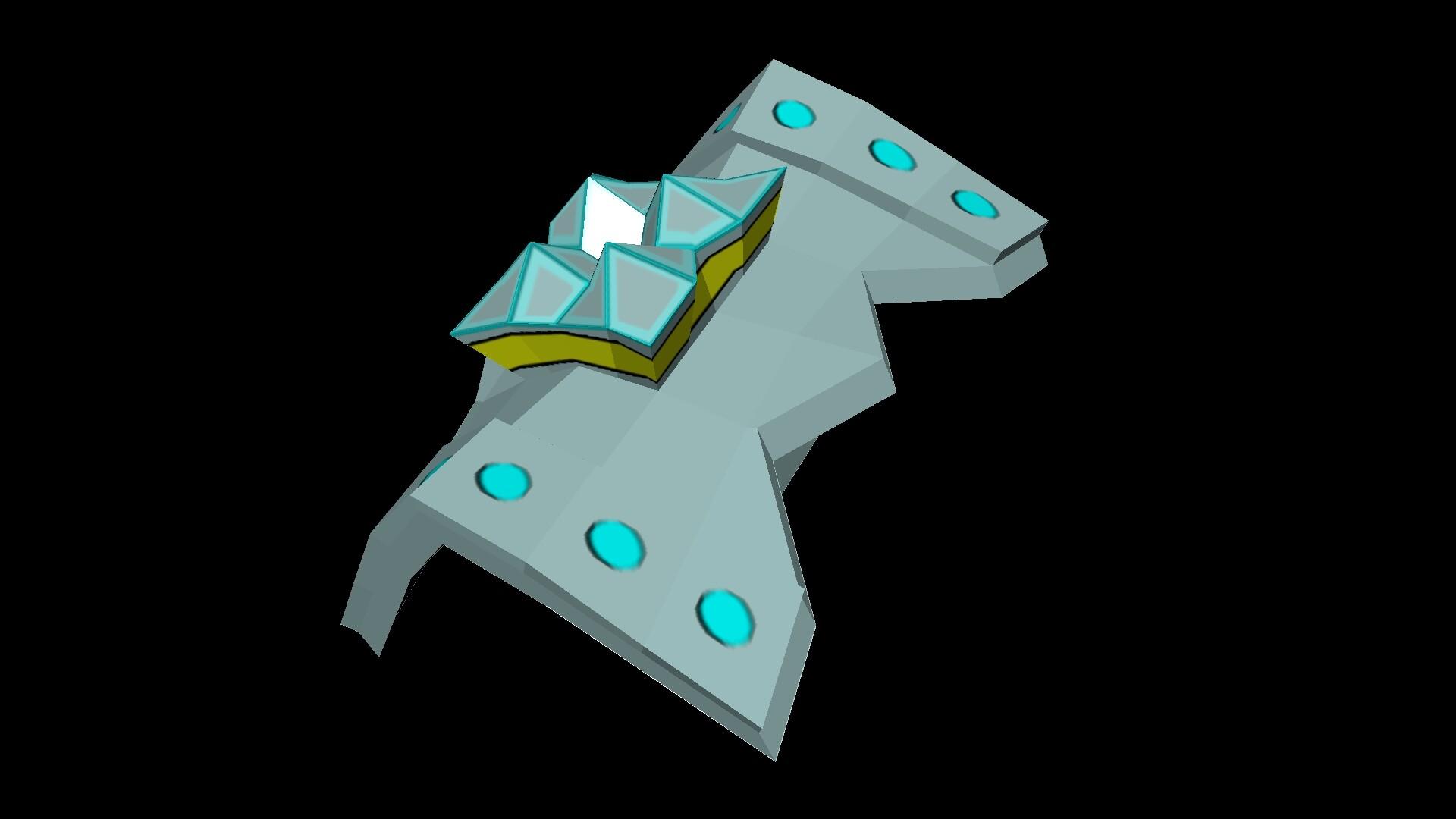 Yenen's Magnet Buckler