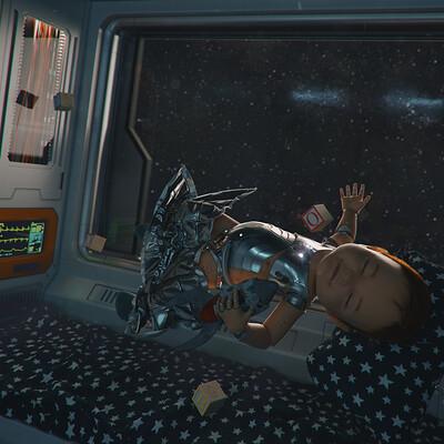 Jeffry quiambao baby robot