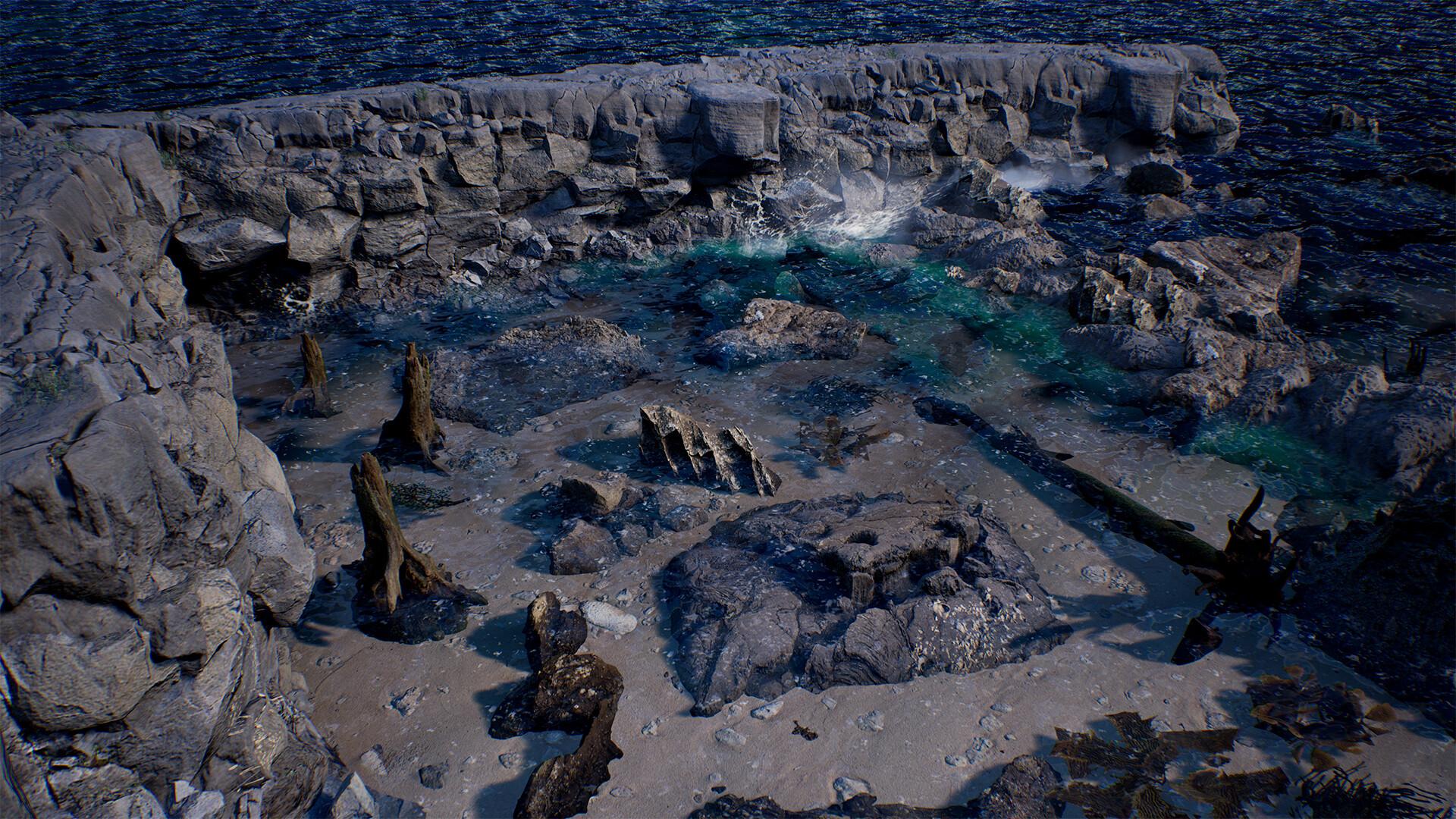 Calvin cropley calvin cropley megascan cliffside 03
