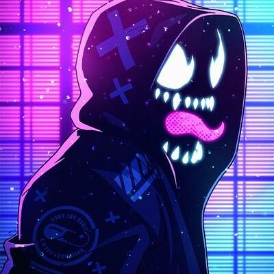 Andrew sebastian kwan neon noir venom 11x14 webfile