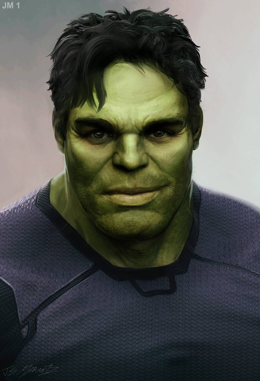 Smart Hulk Designs for Avengers Endgame