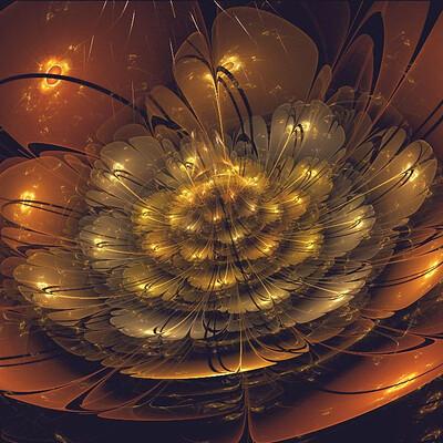 Krystyna nowek midnight flower nowek