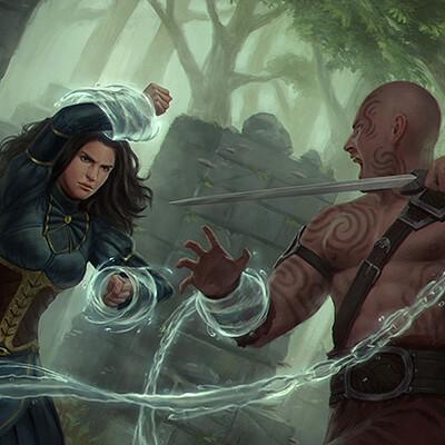 Gunship revolution argent saga serena witch of sealing final