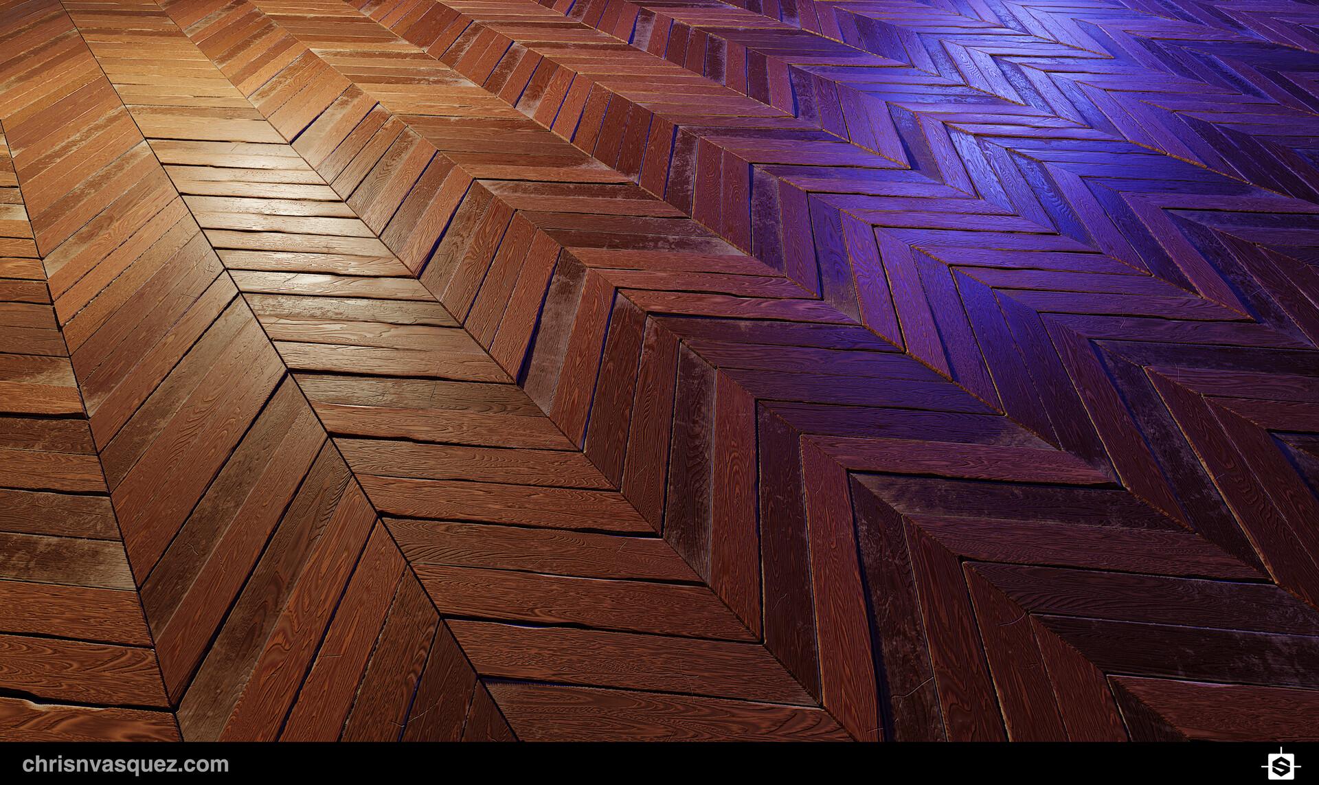 Christian vasquez venicesunrise floor