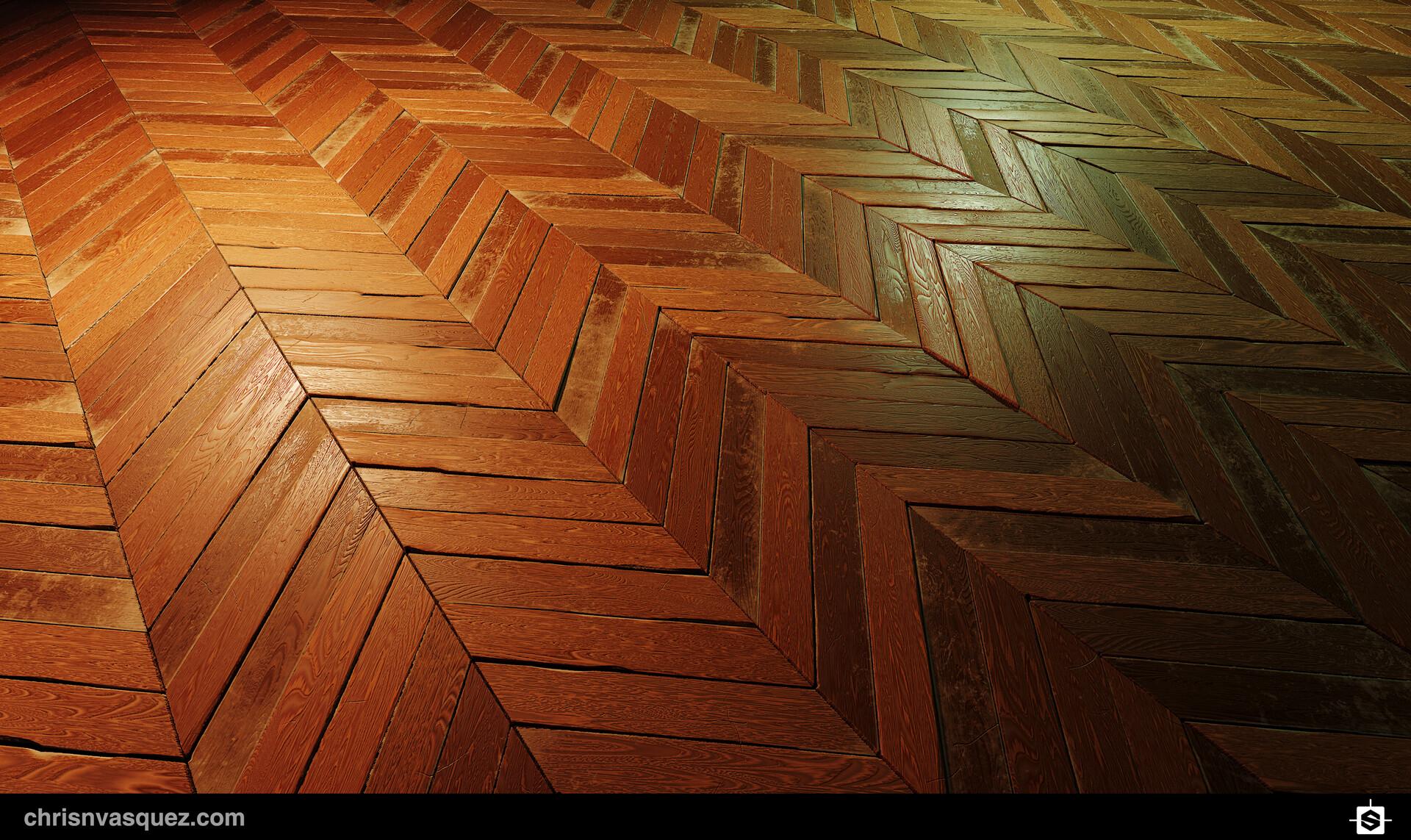 Christian vasquez ennishouse floor