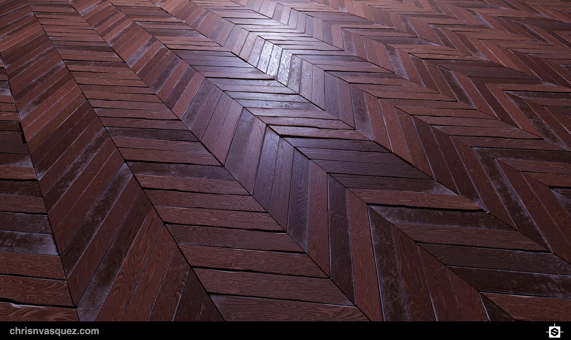 Christian vasquez nightstreet floor