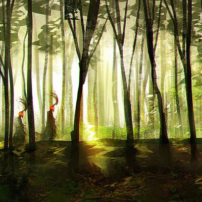 Benedick bana forest guardian lores