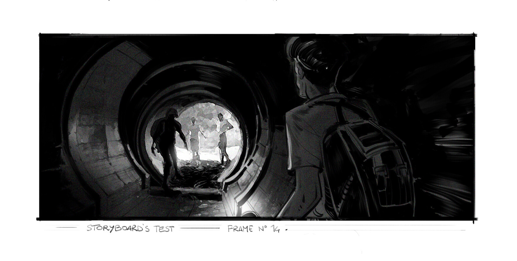 Tunnel Study