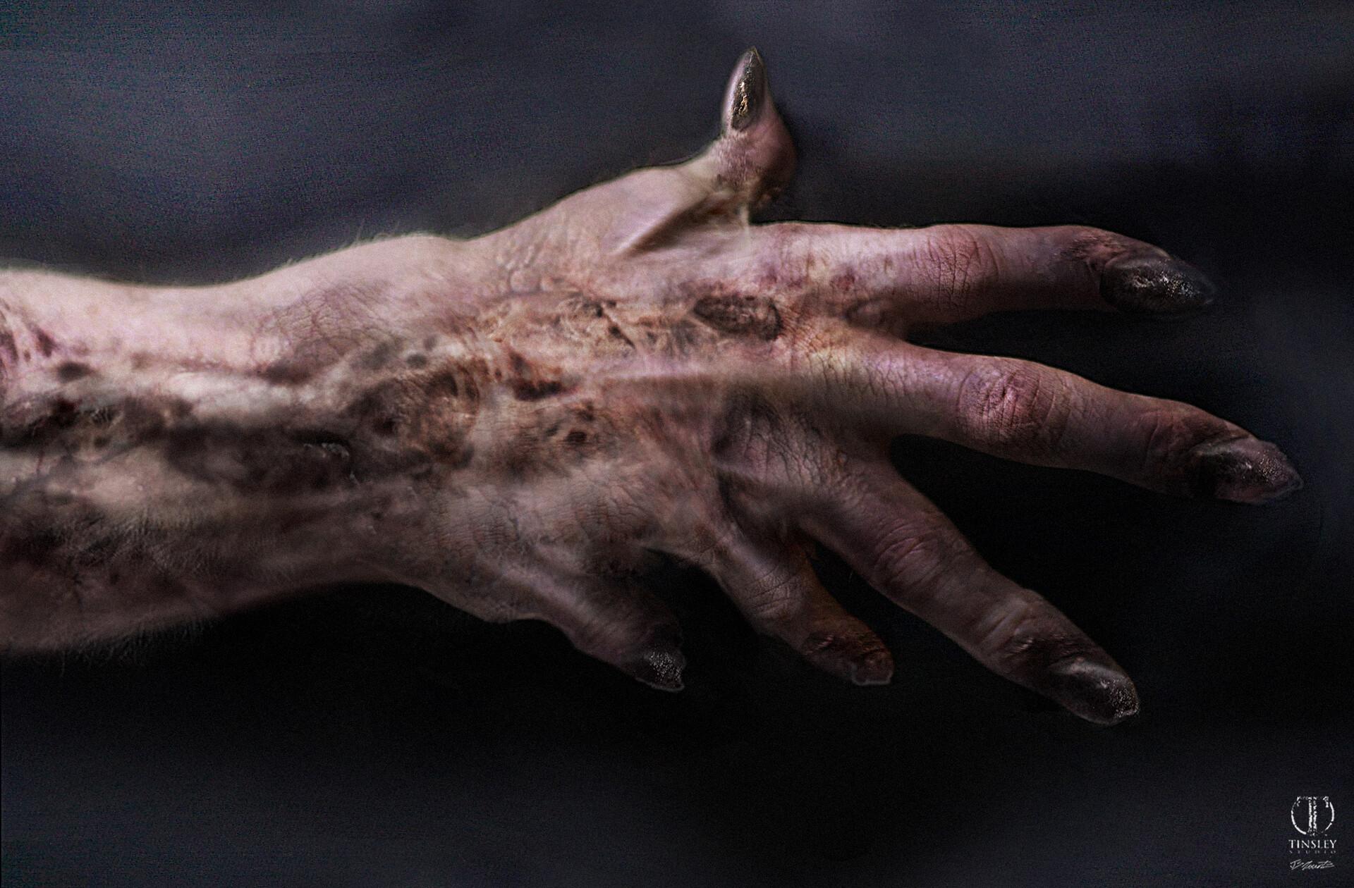 Jerx marantz rasper hand