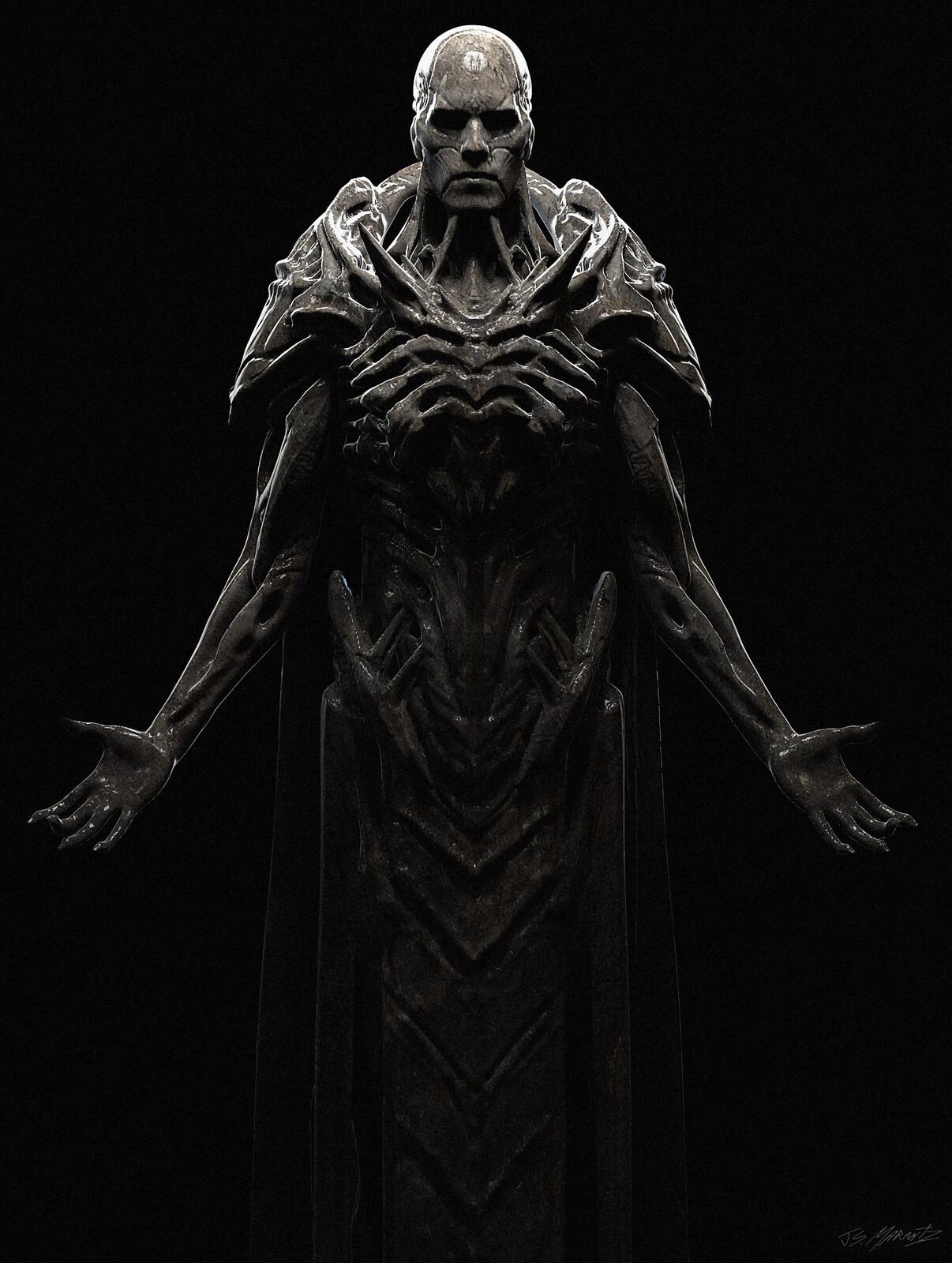 Dormammu for Dr. Strange concept sculpt