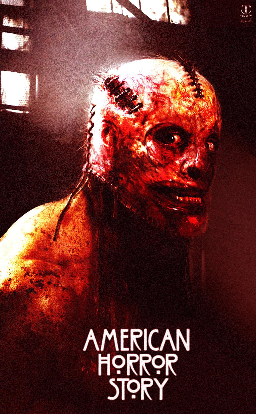 Jerx marantz bloodyface 40 poster concept 2