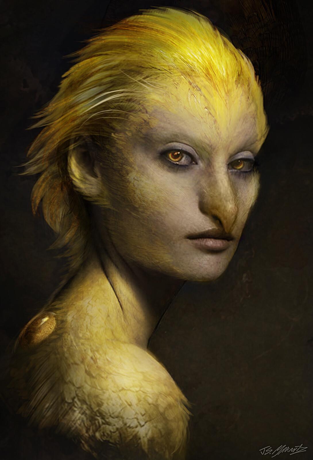 Jerx marantz bird lady 2