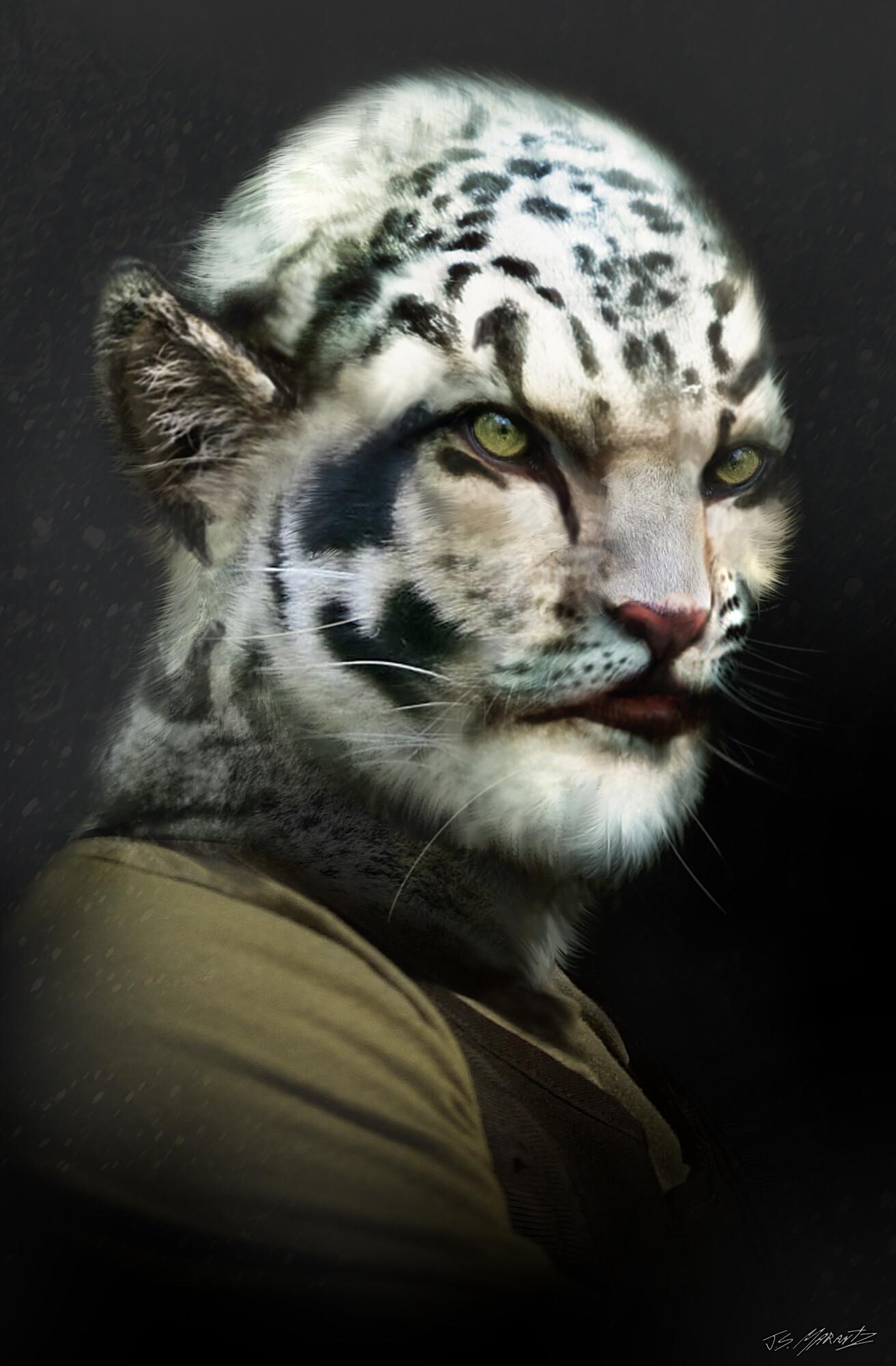 Jerx marantz white panther 1