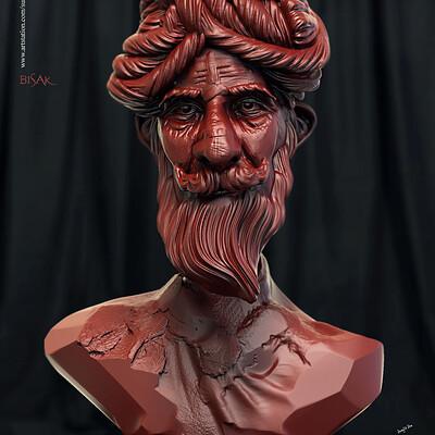 Surajit sen bisak digital sculpture surajitsen nov2019