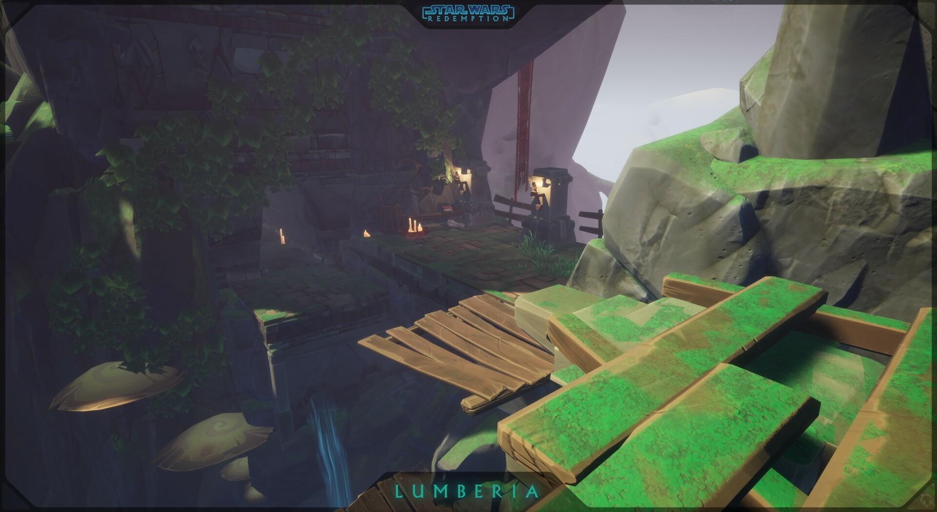 Etienne beschet swr screenshot lumberia temple 10