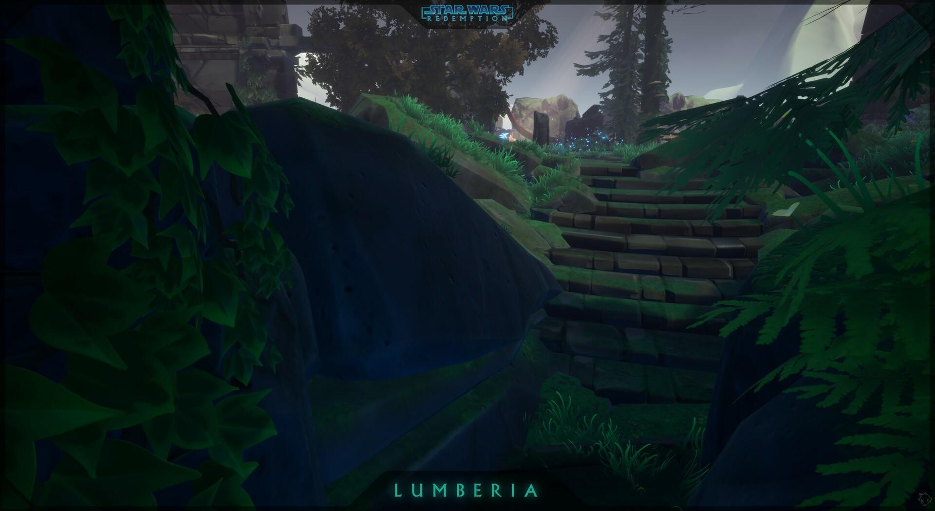 Etienne beschet swr screenshot lumberia temple 03