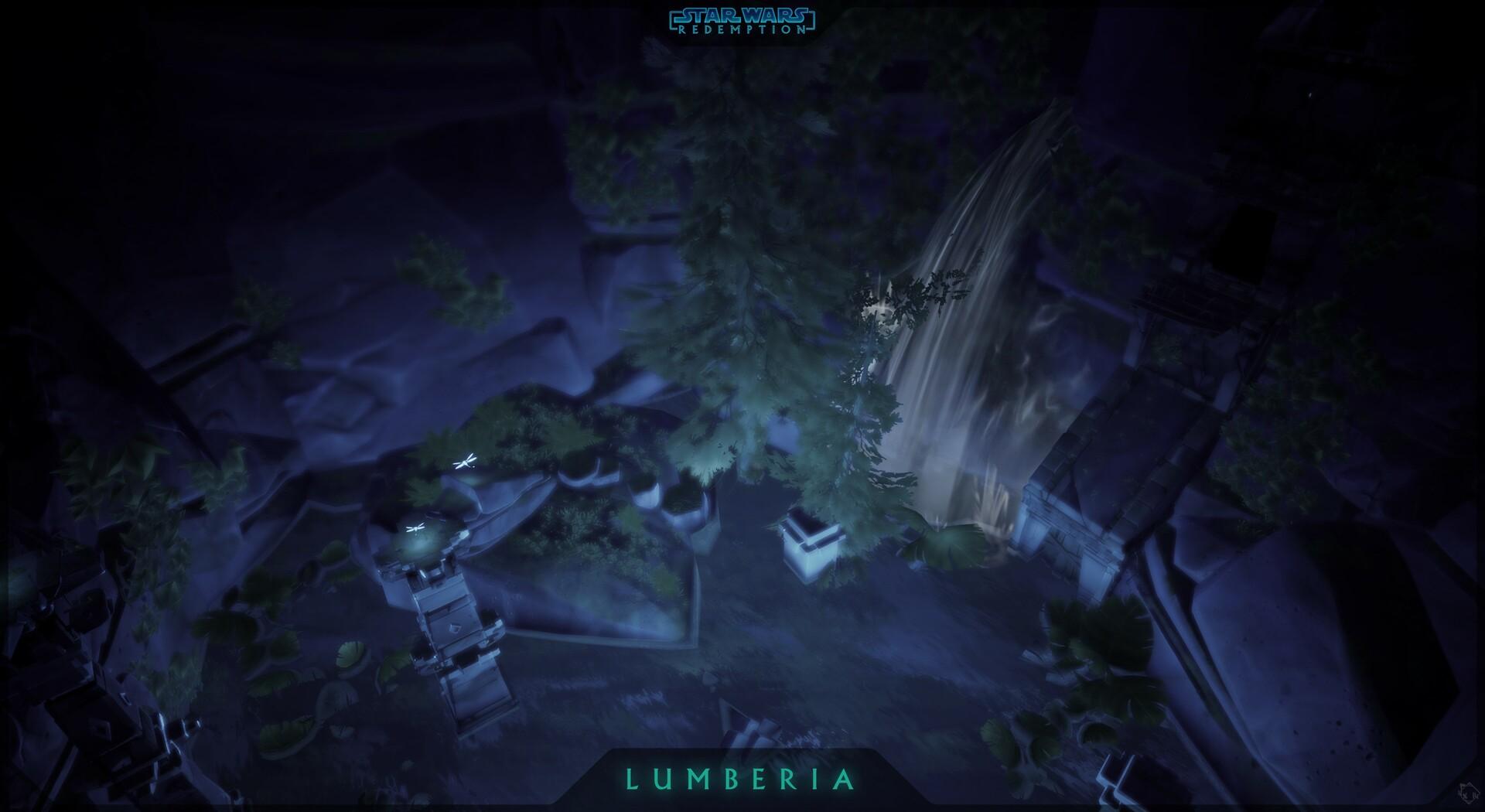 Etienne beschet swr screenshot lumberia ruins 21