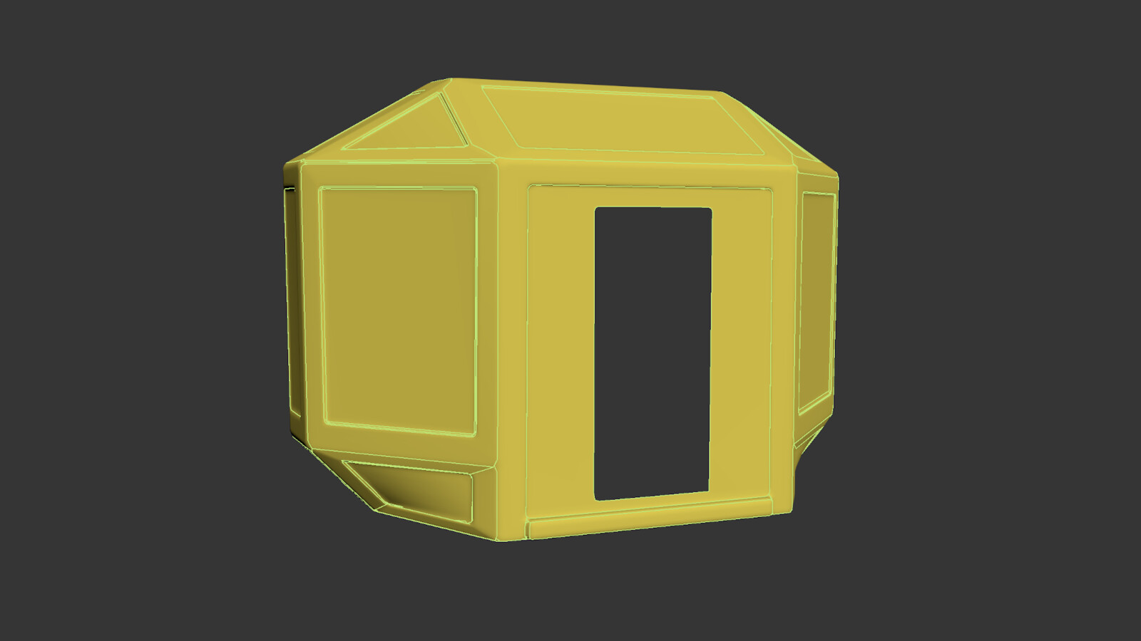 Importing of bunker in 3ds max for Uving.