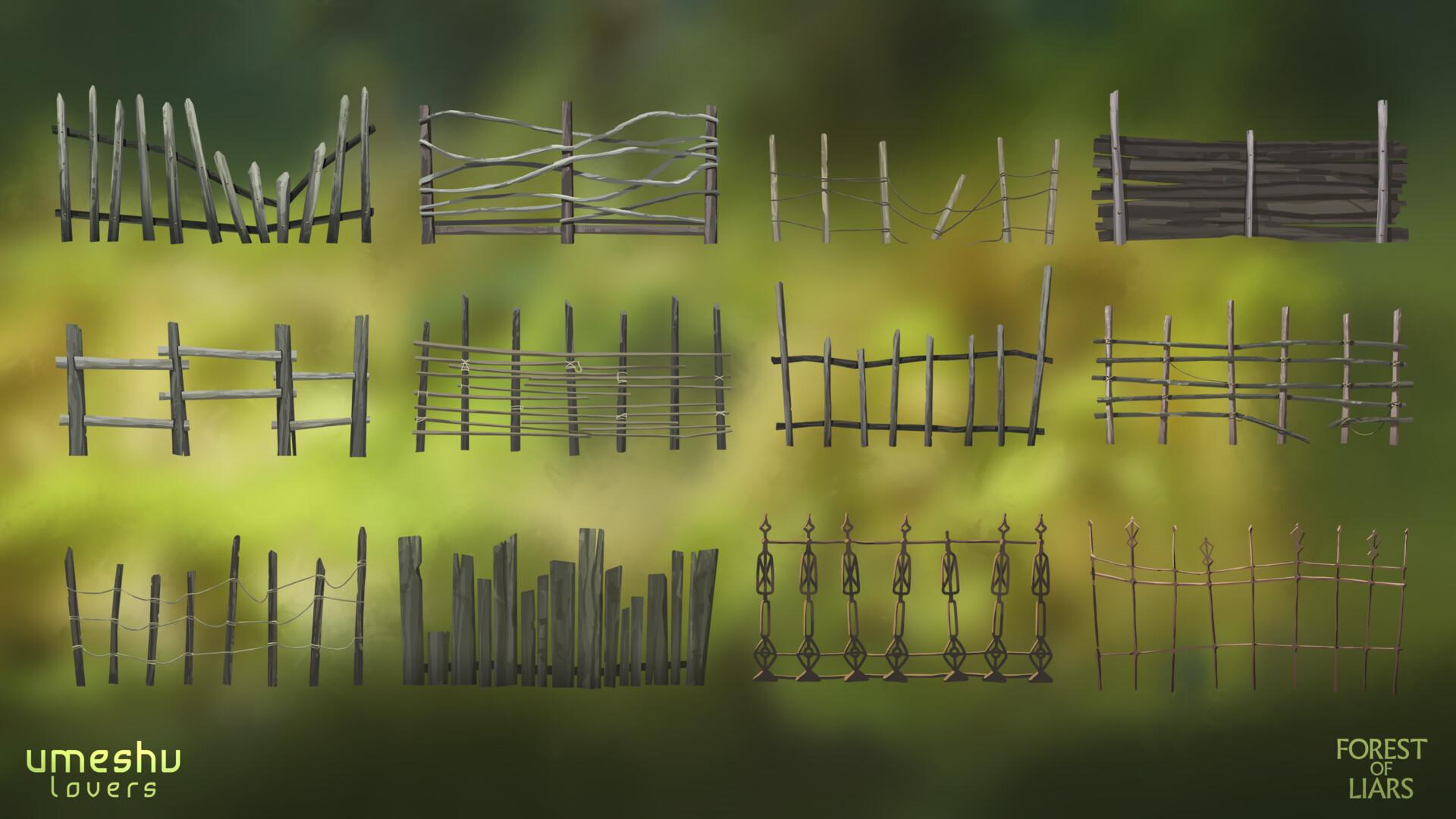 Lea dickert fences