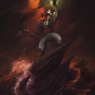 Bruno cesar brock pirate