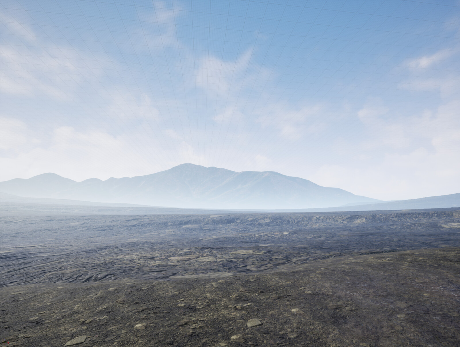Landscape tests #3
