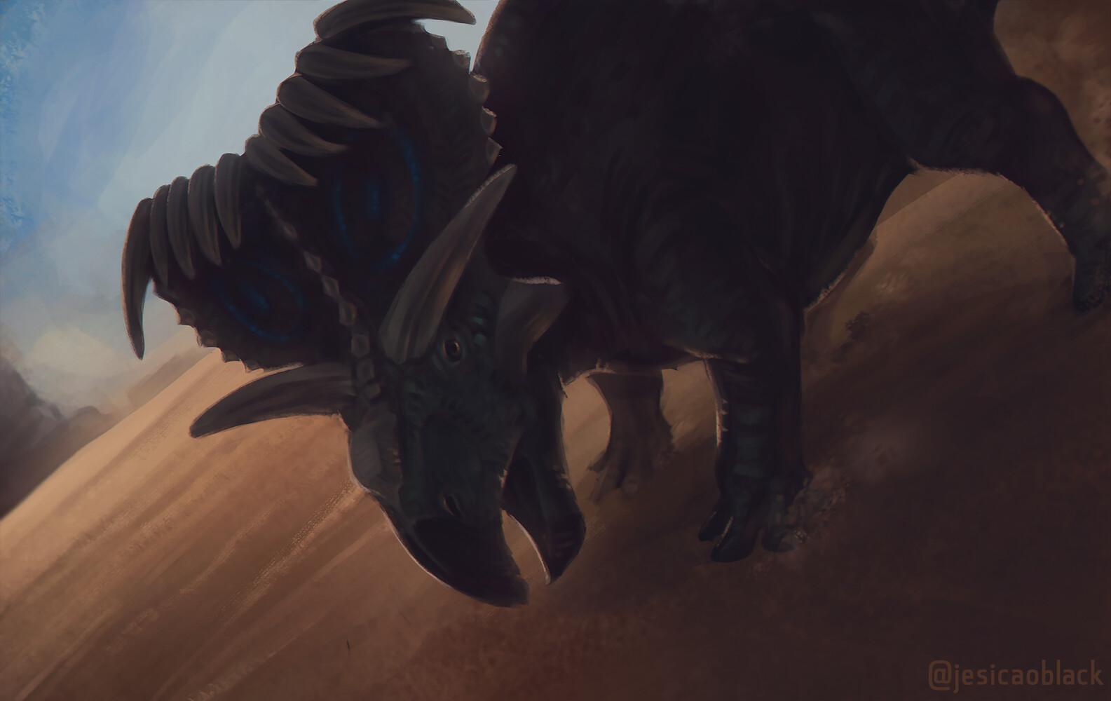 Desert Kosmos