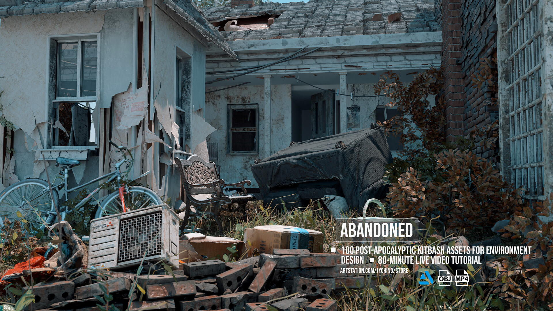 Jonathan ching abandoned environment03 final