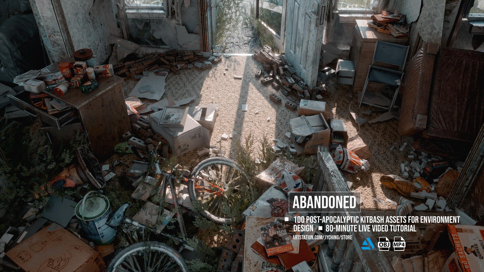 Jonathan ching abandoned environment02 final