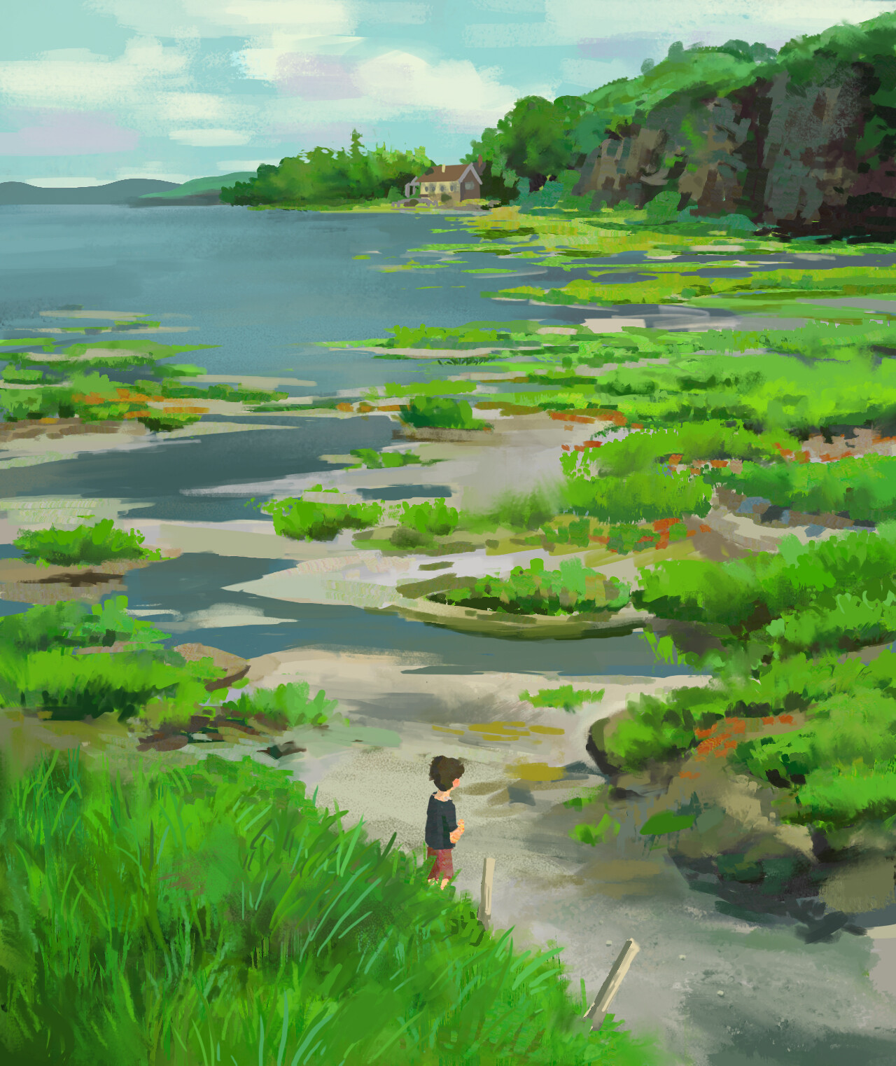 Studio Ghibli studies